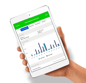 Sage Business Cloud Accounting Mobile Solution